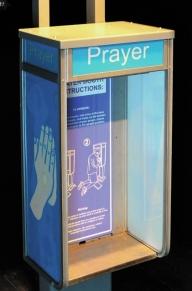 """""""Prayer Booth"""""""